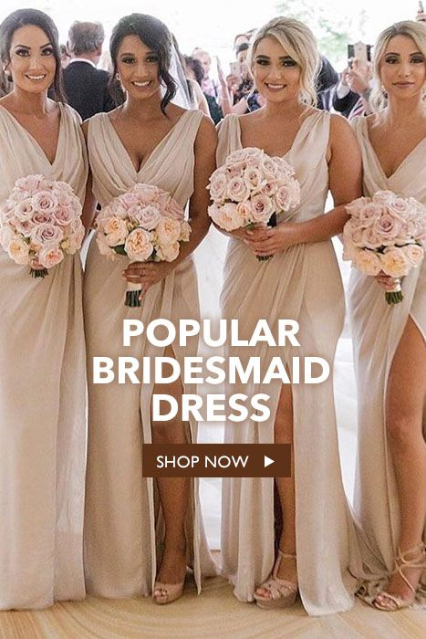 Bridesmaid Dresses 2019