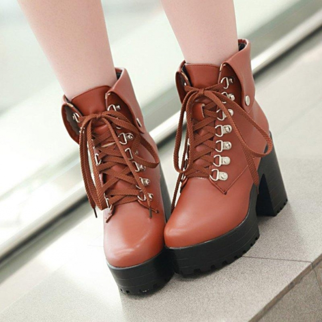 Style CTP230820 Women Boots