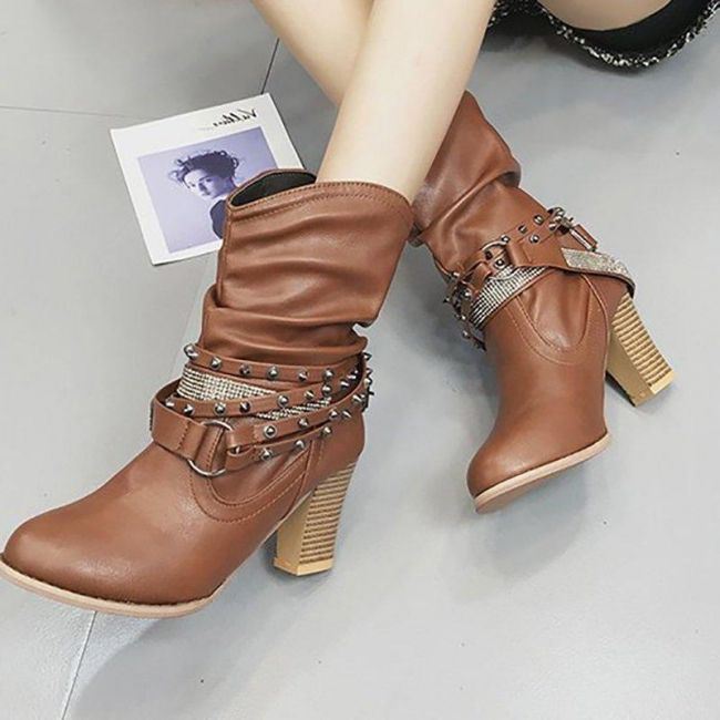 Style CPA2073 Women Boots