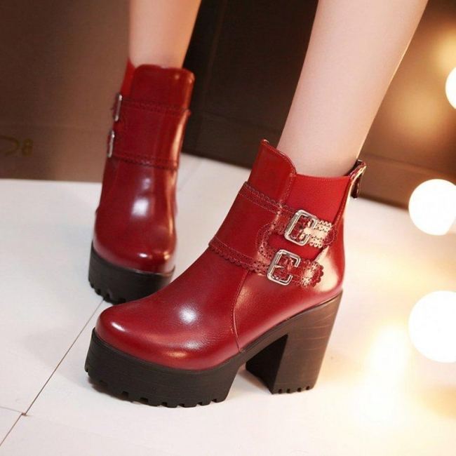 Style CTP747280 Women Boots