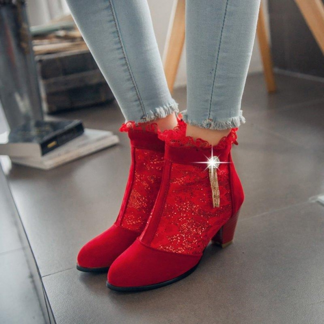Style CTP110201 Women Boots