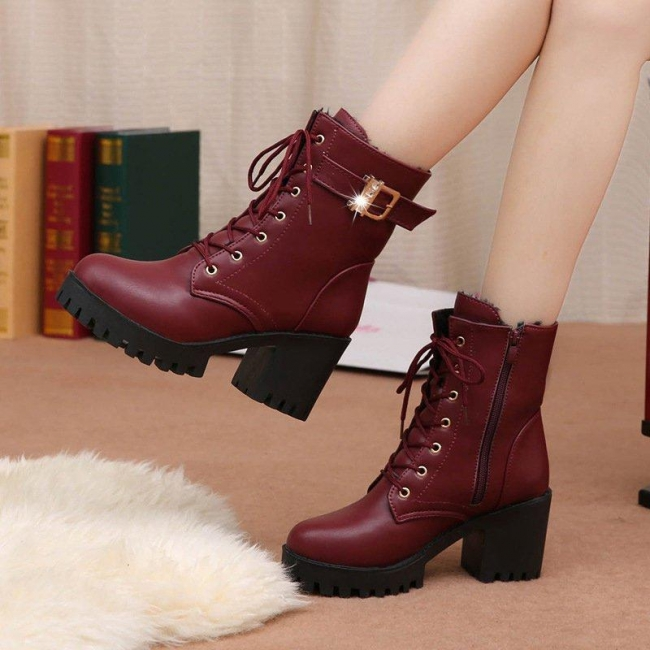 Style CPA617 Women Boots