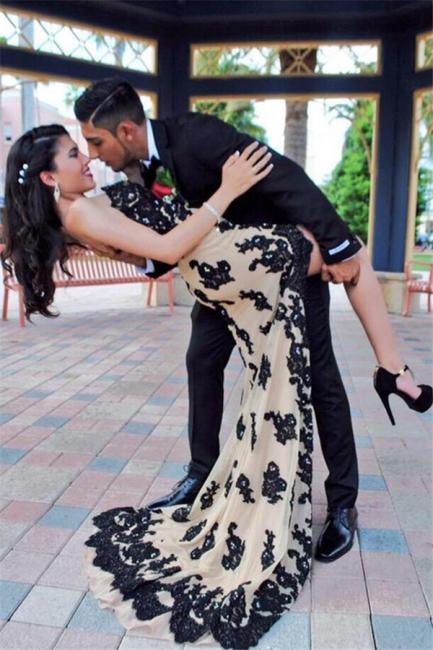 Lace Hi-lo  Bridesmaid Dresses Sweetheart Sexy  Prom Dresses