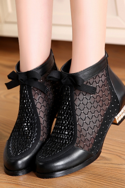 Style 20191010 Women Boots