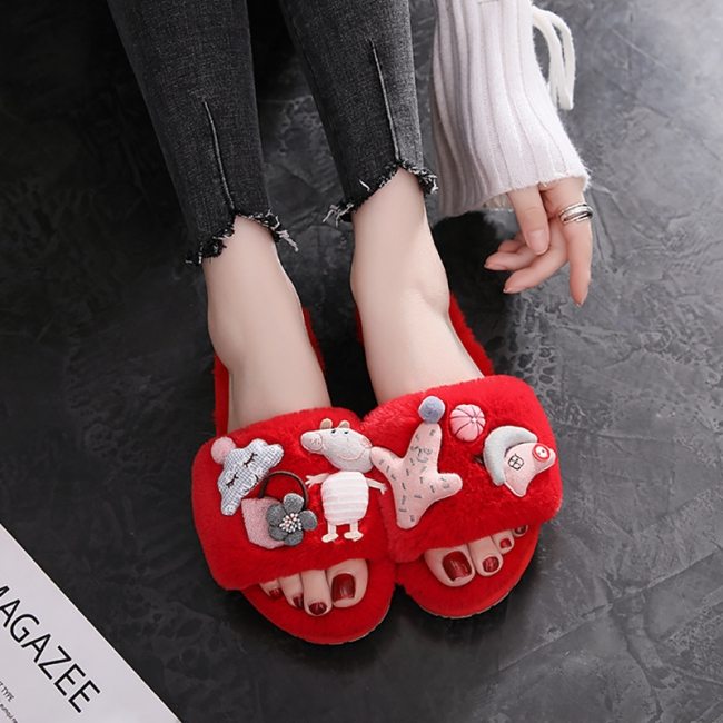 Style SD1078 Women Slippers