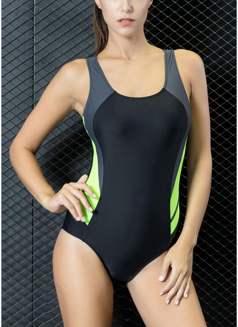 Women Professional Sports One Piece Bathing Suit UK Swimsuits UK Brazilian Bathing Suit UK Beachwear