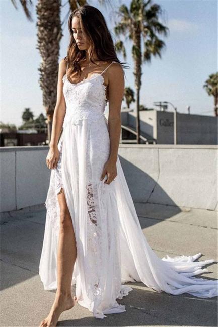 https://www.suzhoudress.co.uk/sexy-simple-lace-a-line-spaghetti-straps-beach-wedding-dress-g23029?cate_2=12