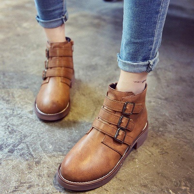 Style CTP543690 Women Boots_4