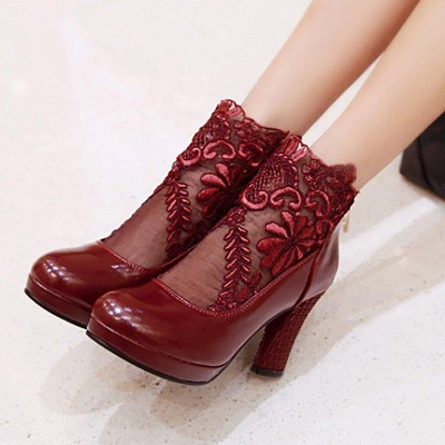 Style CTP461370 Women Boots_1