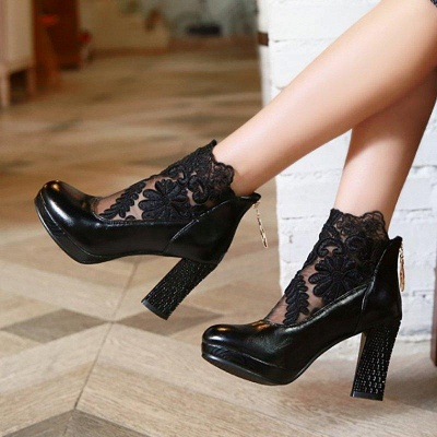 Style CTP461370 Women Boots_4