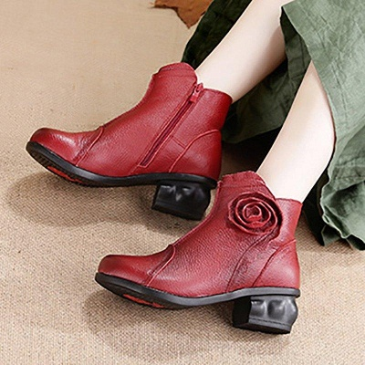 Style CTP136790 Women Boots_4