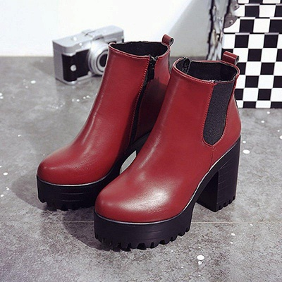 Style CPA696 Women Boots_6