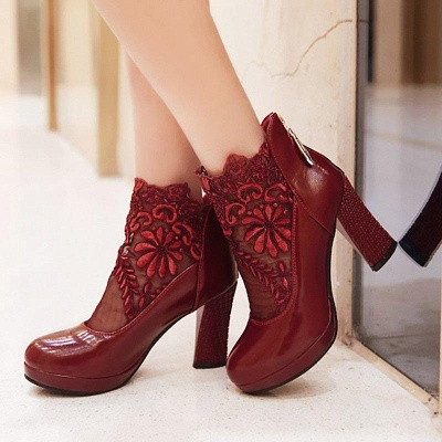 Style CTP461370 Women Boots_5