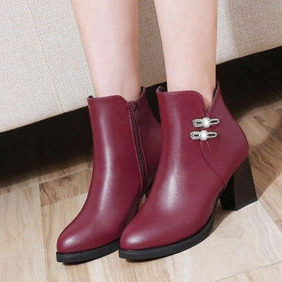 Style CPA665 Women Boots_5