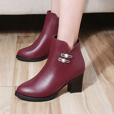 Style CPA665 Women Boots