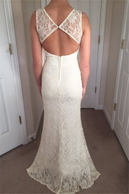 Stunning Straps Teenage Round Neck Front Slipt Online Prom Dress Sale | Suzhoudress UK_3