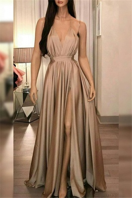 Glamorous Crystal Sweetheart Applique Prom Dresses Ball Gown Sleeveless Sexy Evening Dresses_1