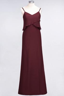 Elegant Halter Chiffon Long Bridesmaid Dress BM1576_10