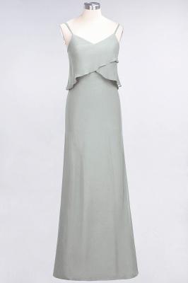 Elegant Halter Chiffon Long Bridesmaid Dress BM1576_29