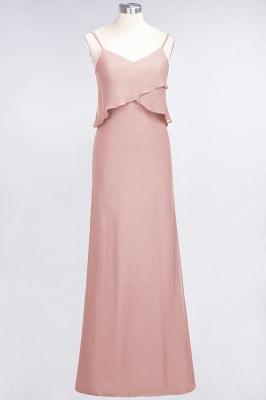 Elegant Halter Chiffon Long Bridesmaid Dress BM1576_6