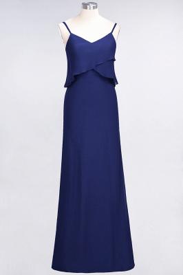 Elegant Halter Chiffon Long Bridesmaid Dress BM1576_25