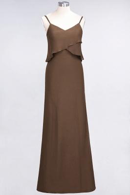 Elegant Halter Chiffon Long Bridesmaid Dress BM1576_12