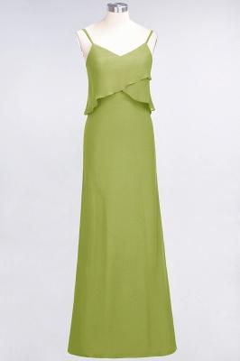 Elegant Halter Chiffon Long Bridesmaid Dress BM1576_32