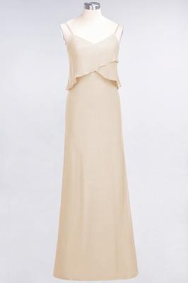 Elegant Halter Chiffon Long Bridesmaid Dress BM1576_14