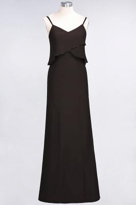 Elegant Halter Chiffon Long Bridesmaid Dress BM1576_11