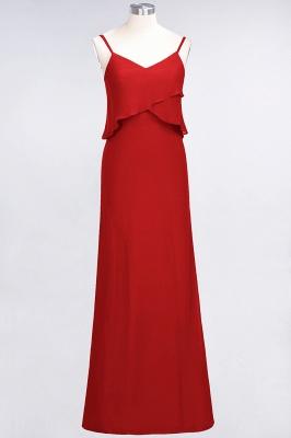 Elegant Halter Chiffon Long Bridesmaid Dress BM1576_8