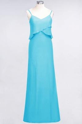 Elegant Halter Chiffon Long Bridesmaid Dress BM1576_23