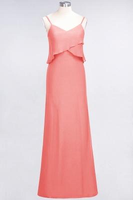 Elegant Halter Chiffon Long Bridesmaid Dress BM1576_7