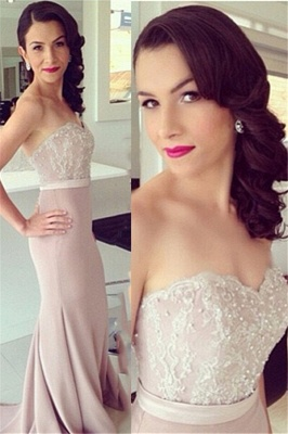 Glamorous Lace Off-the-Shoulder Short Bridesmaids Dress_2