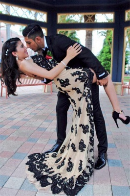 Lace Hi-lo  Bridesmaid Dresses Sweetheart Sexy  Prom Dresses_1
