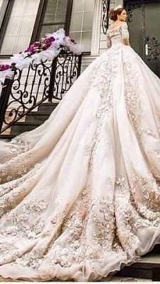 Gorgeous Princess Wedding Dresses_2