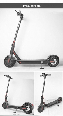 In Stock Electric Scooters For Adult Kids 250W High Speed Light Weight Portable Scooters_14
