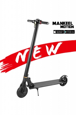 In Stock Electric Scooters For Adult Kids 250W High Speed Light Weight Portable Scooters_1