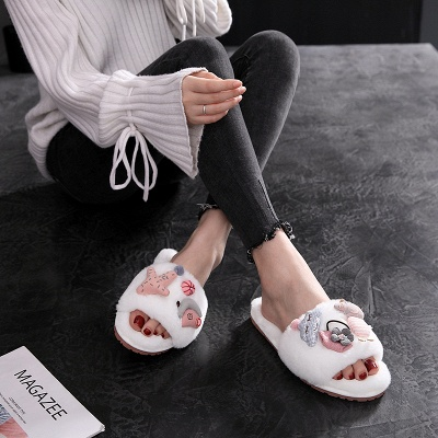 Style SD1078 Women Slippers_8