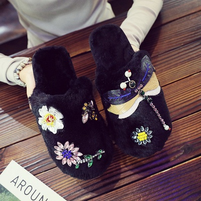 Style SD1096 Women Slippers_2