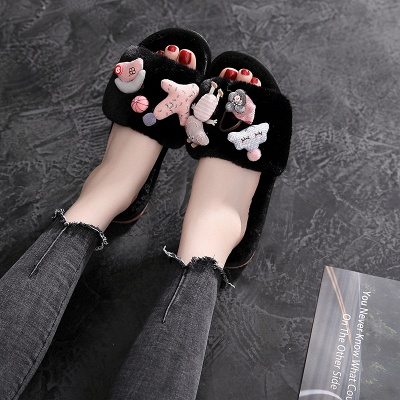 Style SD1078 Women Slippers_4