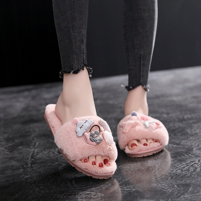 Style SD1078 Women Slippers_7