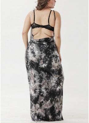 Printed Cover Up Bikini Cover-up Skirt_4