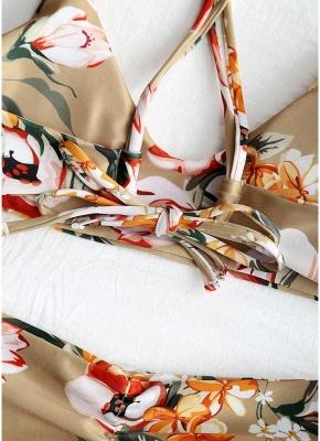 Women Tank Tops Floral Bathing Suit UK Tassel Bikini Set UK Bathing Swimsuits UK_6