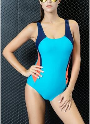 Women Professional Sports One Piece Bathing Suit UK Swimsuits UK Brazilian Bathing Suit UK Beachwear_1
