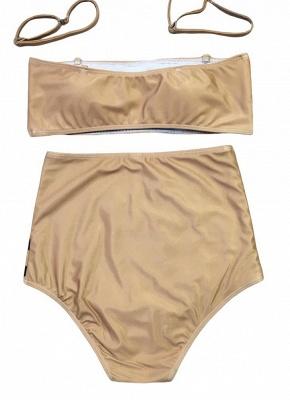 Womens Stripe Bikini Set Push Up Padded Swimsuit Bathing Suit Swimsuit_4