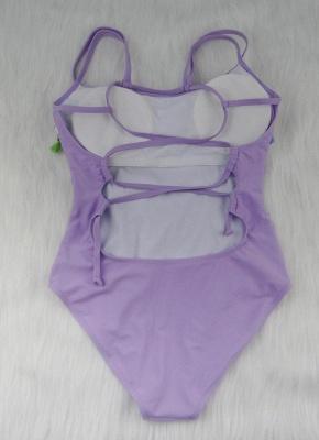 Women One-piece Bathing Suit UK Fringed Tassels Crisscross Bodycon Monokini Swimsuits UK Bathing Suit UK_4