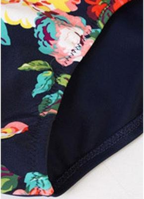 Women Big Floral Bikini Set UK Bathing Suit UK Underwire Bodycon Swimsuits UK Bathing Suit UK_5