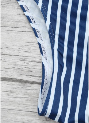 Womens Color Block Bikini Set Push Up Padded Swimsuit Bathing Suit Swimsuit_7