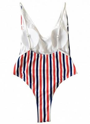 Women One Piece Swimsuits UK Sexy Backless Padded Bathing Suit UK Beach Wear_6