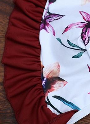 Women Floral Bikini Set UK Push Up Padded Bodycon Bathing Suit UK Swimsuits UK Bathing Suit UK_5
